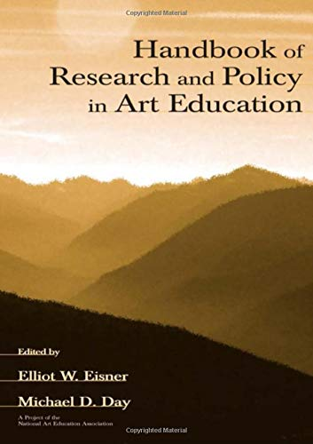 9780805849721: Handbook of Research and Policy in Art Education