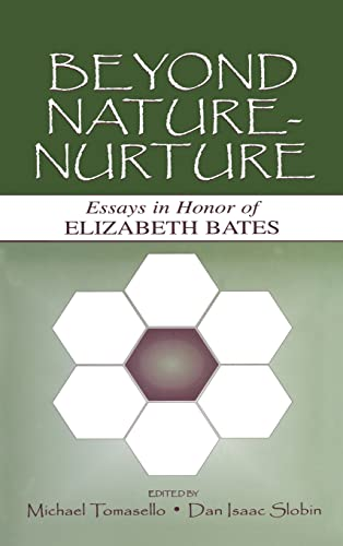 9780805850277: Beyond Nature-Nurture: Essays in Honor of Elizabeth Bates