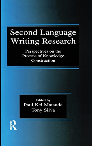 9780805850451: Second Language Writing Research: Perspectives on the Process of Knowledge Construction