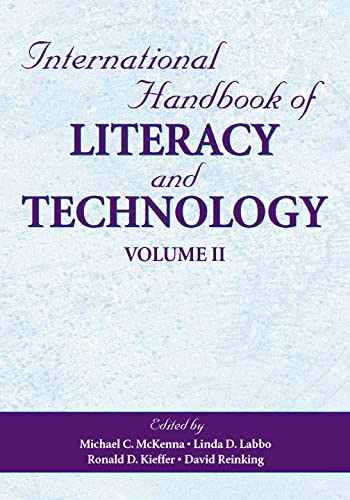 9780805850888: International Handbook of Literacy and Technology: Volume II