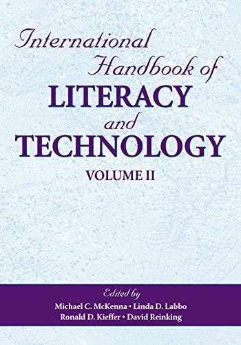 9780805850888: 2: International Handbook of Literacy and Technology: Volume II