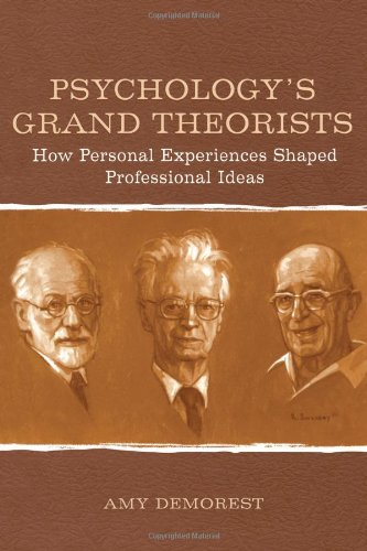 9780805851076: Psychology's Grand Theorists: How Personal Experiences Shaped Professional Ideas