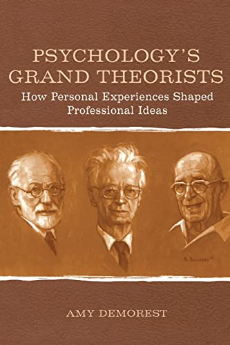 9780805851083: Psychology's Grand Theorists: How Personal Experiences Shaped Professional Ideas