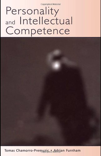 9780805851366: Personality and Intellectual Competence