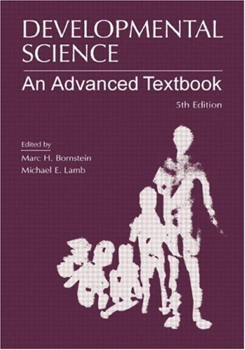 9780805851632: Developmental Science: An Advanced Textbook, Fifth Edition