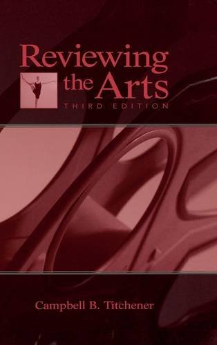 9780805851731: Reviewing the Arts (Lea's Communication (Hardcover))