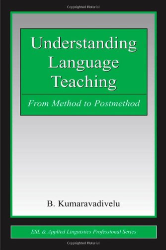 9780805851762: Understanding Language Teaching: From Method to Post-Method (Lea's Communication Series)