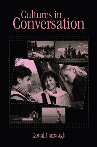 9780805852349: Cultures in Conversation (Routledge Communication Series)