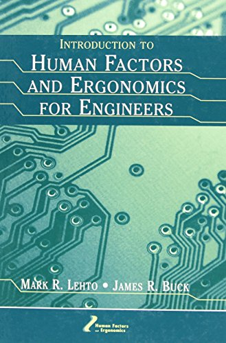 Introduction to Human Factors and Ergonomics for: Mark R. Lehto