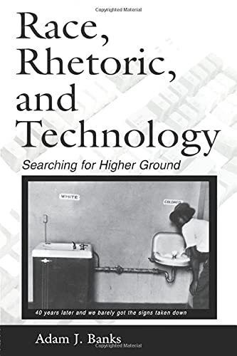 9780805853131: Race, Rhetoric, and Technology: Searching for Higher Ground (NCTE-Routledge Research Series)
