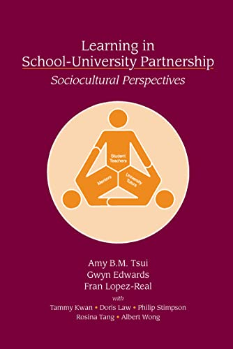 9780805853162: Learning in School-University Partnership: Sociocultural Perspectives