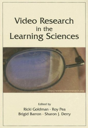 9780805853599: Video Research in the Learning Sciences