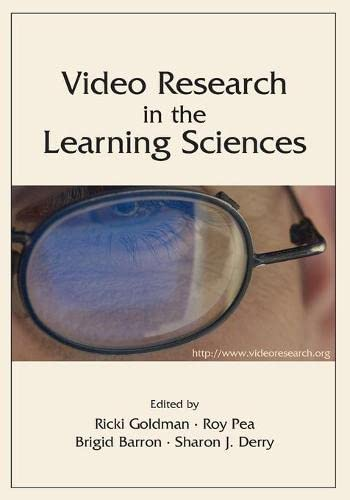 9780805853605: Video Research in the Learning Sciences