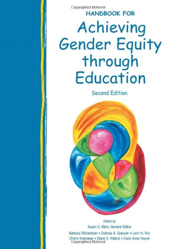 9780805854534: Handbook for Achieving Gender Equity Through Education