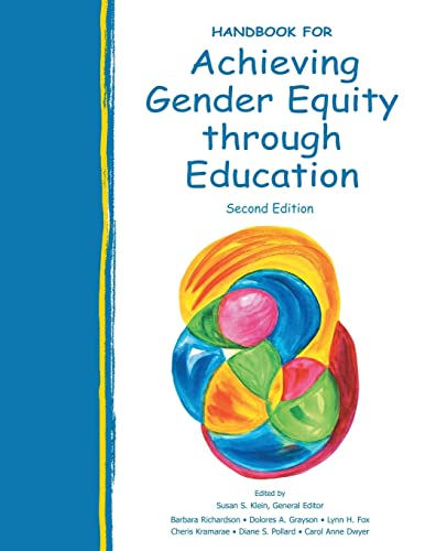 9780805854541: Handbook for Achieving Gender Equity Through Education