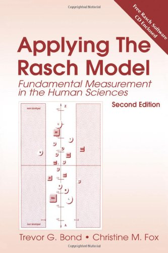 9780805854626: Applying the Rasch Model: Fundamental Measurement in the Human Sciences, Second Edition
