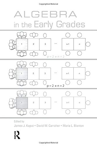 9780805854732: Algebra in the Early Grades (Studies in Mathematical Thinking and Learning Series)