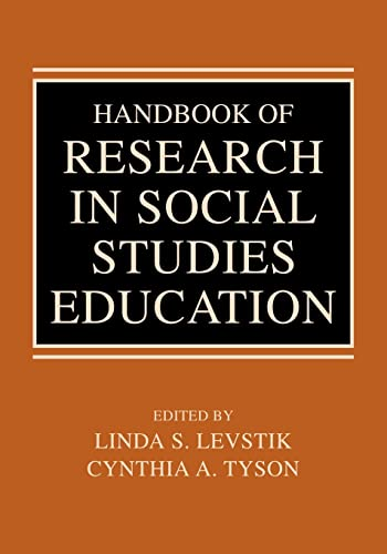 9780805855364: Handbook of Research in Social Studies Education