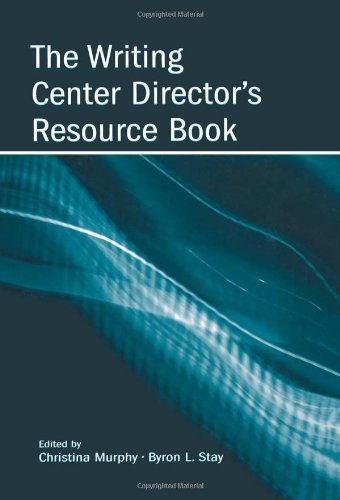 9780805856071: The Writing Center Director's Resource Book