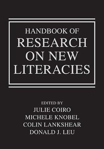 9780805856514: Handbook of Research on New Literacies