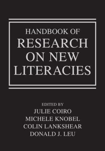 9780805856521: Handbook of Research on New Literacies