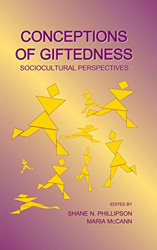 9780805857504: Conceptions of Giftedness: Socio-Cultural Perspectives