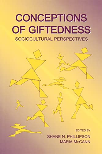 9780805857511: Conceptions of Giftedness: Socio-Cultural Perspectives