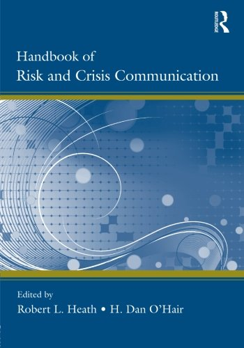 9780805857788: Handbook of Risk and Crisis Communication (Routledge Communication Series)