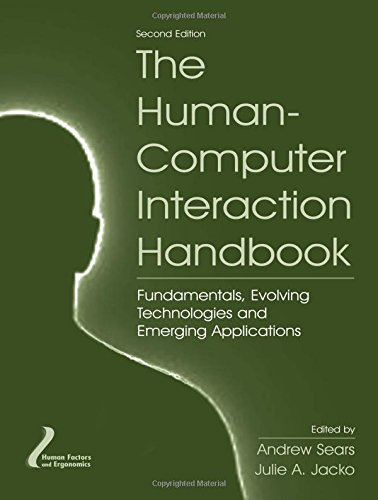 9780805858709: The Human-Computer Interaction Handbook: Fundamentals, Evolving Technologies and Emerging Applications, Second Edition