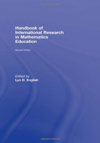 9780805858754: Handbook of International Research in Mathematics Education