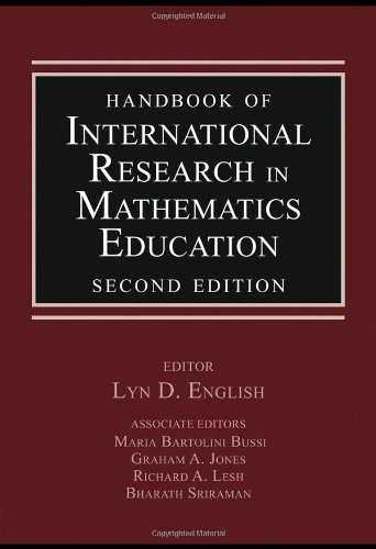 9780805858761: Handbook of International Research in Mathematics Education
