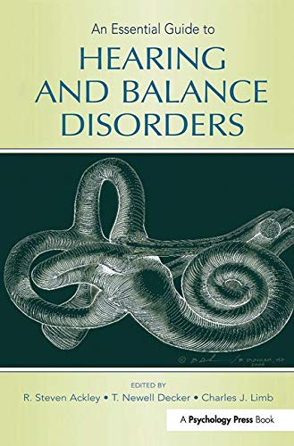 9780805858938: An Essential Guide to Hearing and Balance Disorders