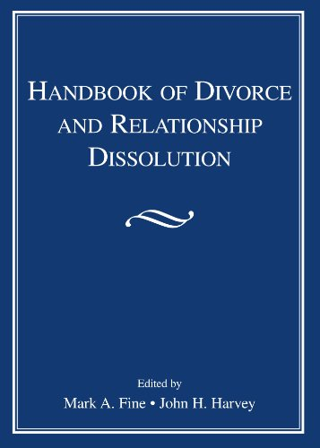 9780805859058: Handbook of Divorce and Relationship Dissolution (Volume 2)