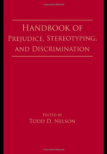 9780805859522: Handbook of Prejudice, Stereotyping, and Discrimination