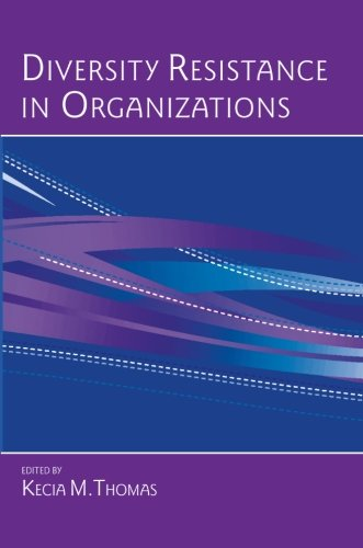 9780805859638: Diversity Resistance in Organizations (Applied Psychology Series)