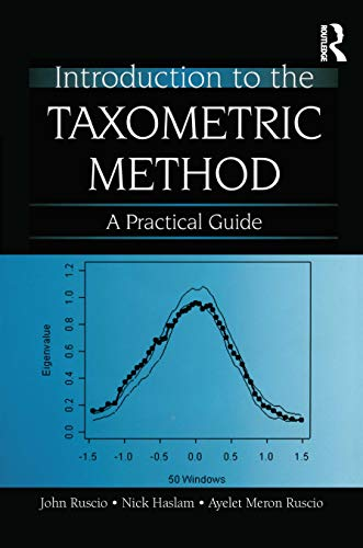 9780805859768: Introduction to the Taxometric Method: A Practical Guide