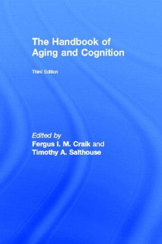 9780805859904: The Handbook of Aging and Cognition: Third Edition