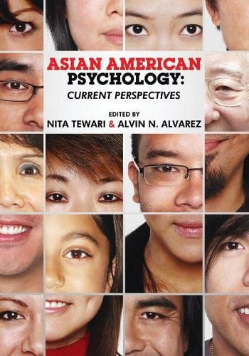 9780805860085: Asian American Psychology: Current Perspectives