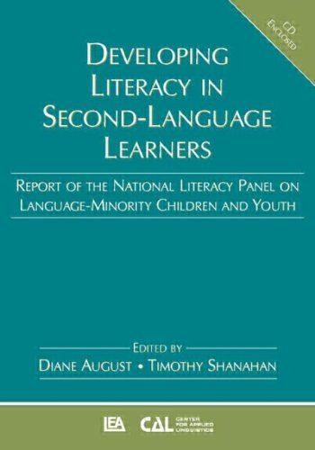 9780805860764: Developing Literacy in Second-Language Learners: Report of the National Literacy Panel on Language-Minority Children and Youth