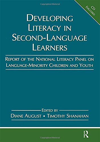 9780805860771: Developing Literacy in Second-Language Learners: Report of the National Literacy Panel on Language-Minority Children and Youth
