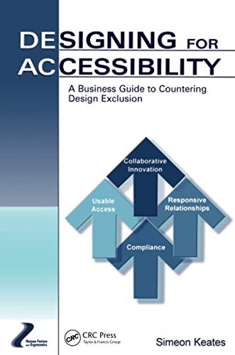 9780805860979: Designing for Accessibility: A Business Guide to Countering Design Exclusion (Human Factors and Ergonomics)