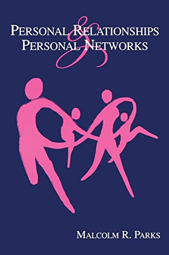 9780805861044: Personal Relationships and Personal Networks (LEA's Series on Personal Relationships)
