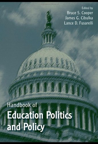 Handbook of Education Politics and Policy: Bruce S. Cooper