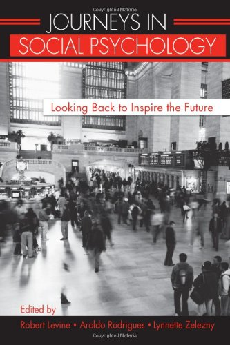 9780805861341: Journeys in Social Psychology: Looking Back to Inspire the Future