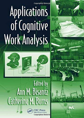 9780805861518: Applications of Cognitive Work Analysis