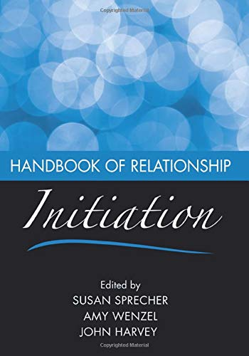 9780805861600: Handbook of Relationship Initiation