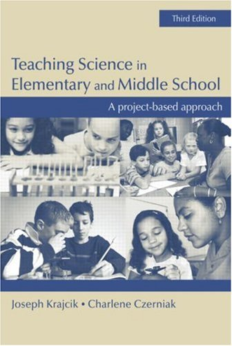 9780805862065: Teaching Science in Elementary and Middle School: A Project-Based Approach