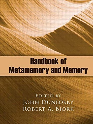 9780805862157: Handbook of Memory and Metacognition