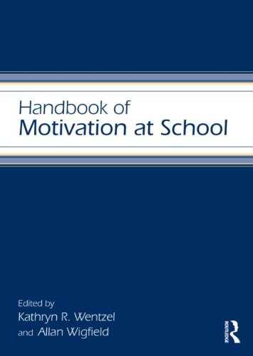 9780805862843: Handbook of Motivation at School