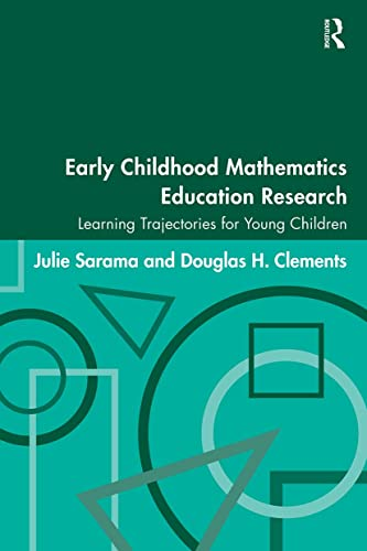 9780805863093: Early Childhood Mathematics Education Research: Learning Trajectories for Young Children (Studies in Mathematical Thinking and Learning Series)